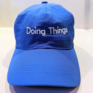Outdoor Voices iconic Doing Things hat